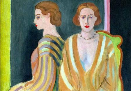 El reflejo, de Henri Matisse